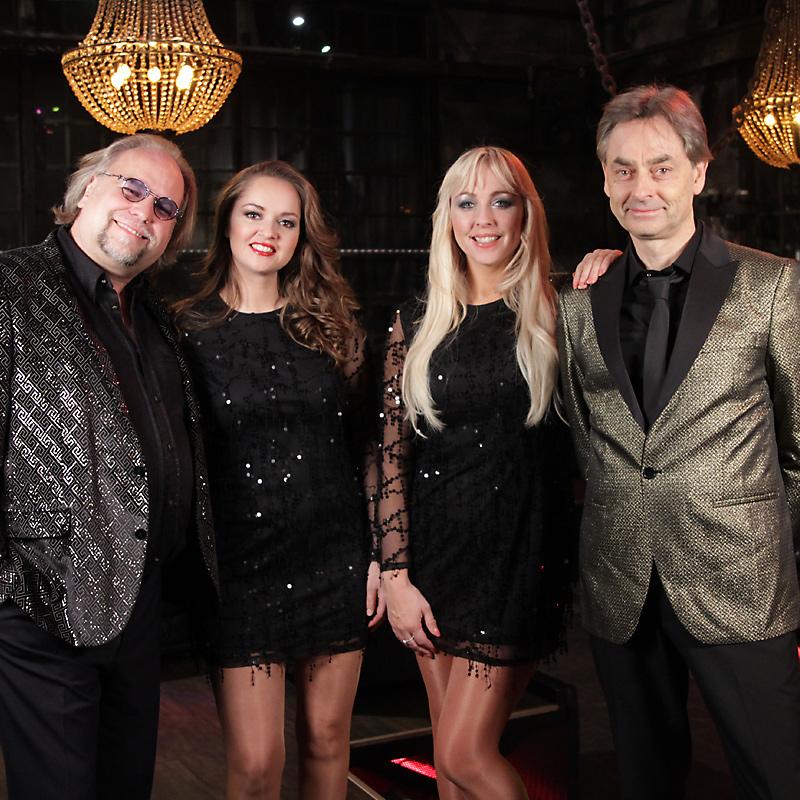 4er ABBA Deluxe